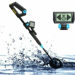 Underground Metal Detector Waterproof Adjustable Length all