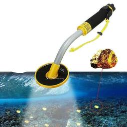 Underwater Pulse Induction Metal Detector Gold Hunter with L