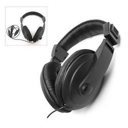 UNIVERSAL METAL DETECTOR HEADPHONES HEADSET EARPHONES OVER T