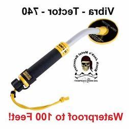 Treasure Products - Vibra-Tector 740 Pulse Induction Handhel