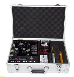 VR3000 Long Range Metal Detector Underground Gold Diamond Hu