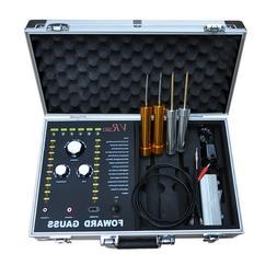 VR3000 Long Range Underground Diamond Metal Detector Gold Tr