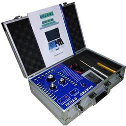 VR9000 Underground metal detector Prfessional long range gol