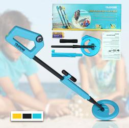Waterproof Metal Detector Advanced Kid's Gold Finder Treasur