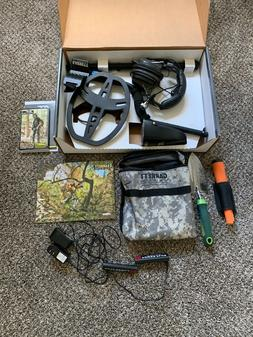 Garrett AT Pro Waterproof Metal Detector with ProPointer AT