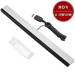 TPFOON Wired Infrared IR Ray Motion Sensor Bar for Nintendo