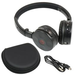 Quest Wireless On Ear Metal Detector Headphones Lite H3 w/ C