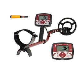 """Minelab X-TERRA 305 Metal Detector 9"""" search coil Pro-Find 1"""