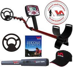 Minelab X-Terra 305 Metal Detector with Accessory Package Pi