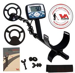 "Minelab X-Terra 705 Metal Detector with 9""  Search Coil SPEC"