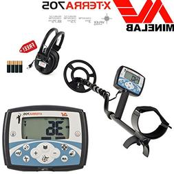 Minelab X-Terra 705 Special Bundle with Free Headphones & Ba