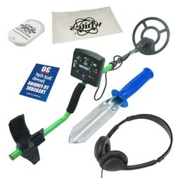 Whites XVenture Entry Level Metal Detector GEARED UP Bundle